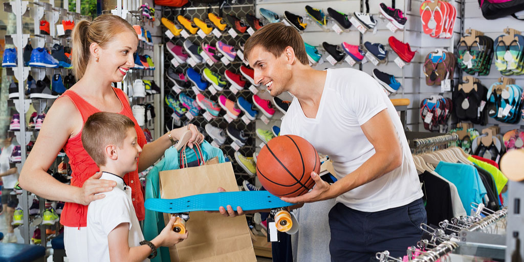 The Mobile Plan for Action in Sports Stores: Rapporr Case Study