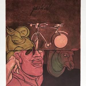 Valerio Adami - Pastorale - Galerie Rapportart