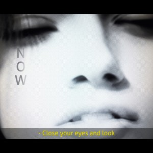 close your eyes - Eva Nublado