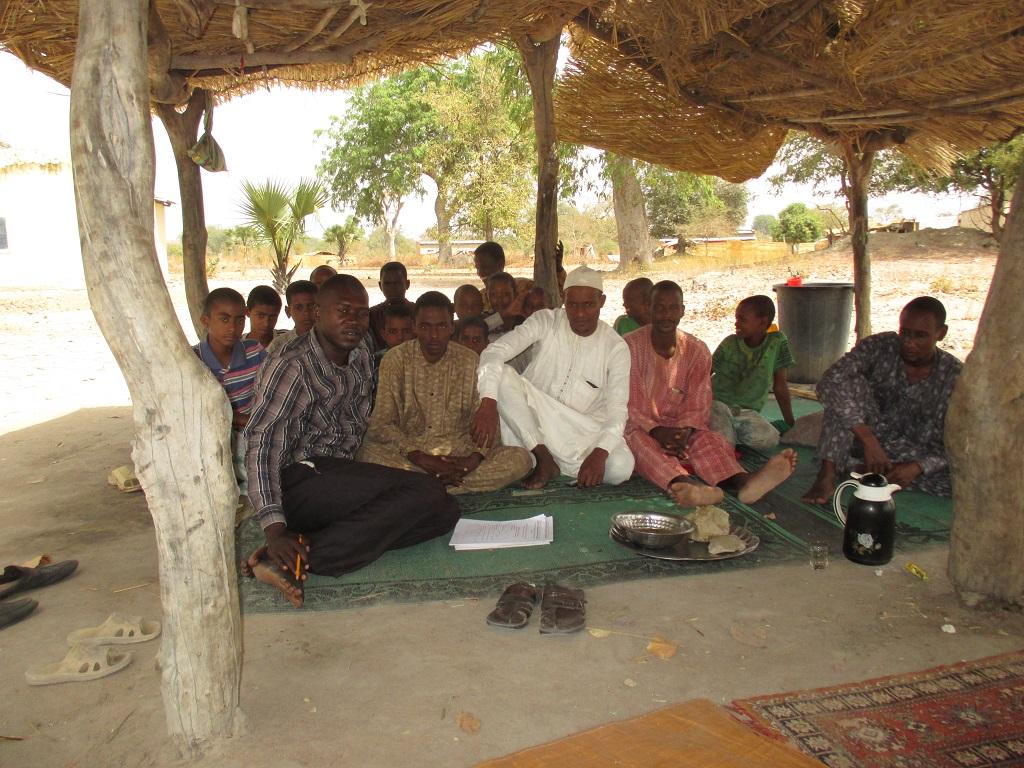 Enquete pour l'élaboration de la base line PASTOR SUD, Ferrick Monkara, Koumra, Région du Mandoul