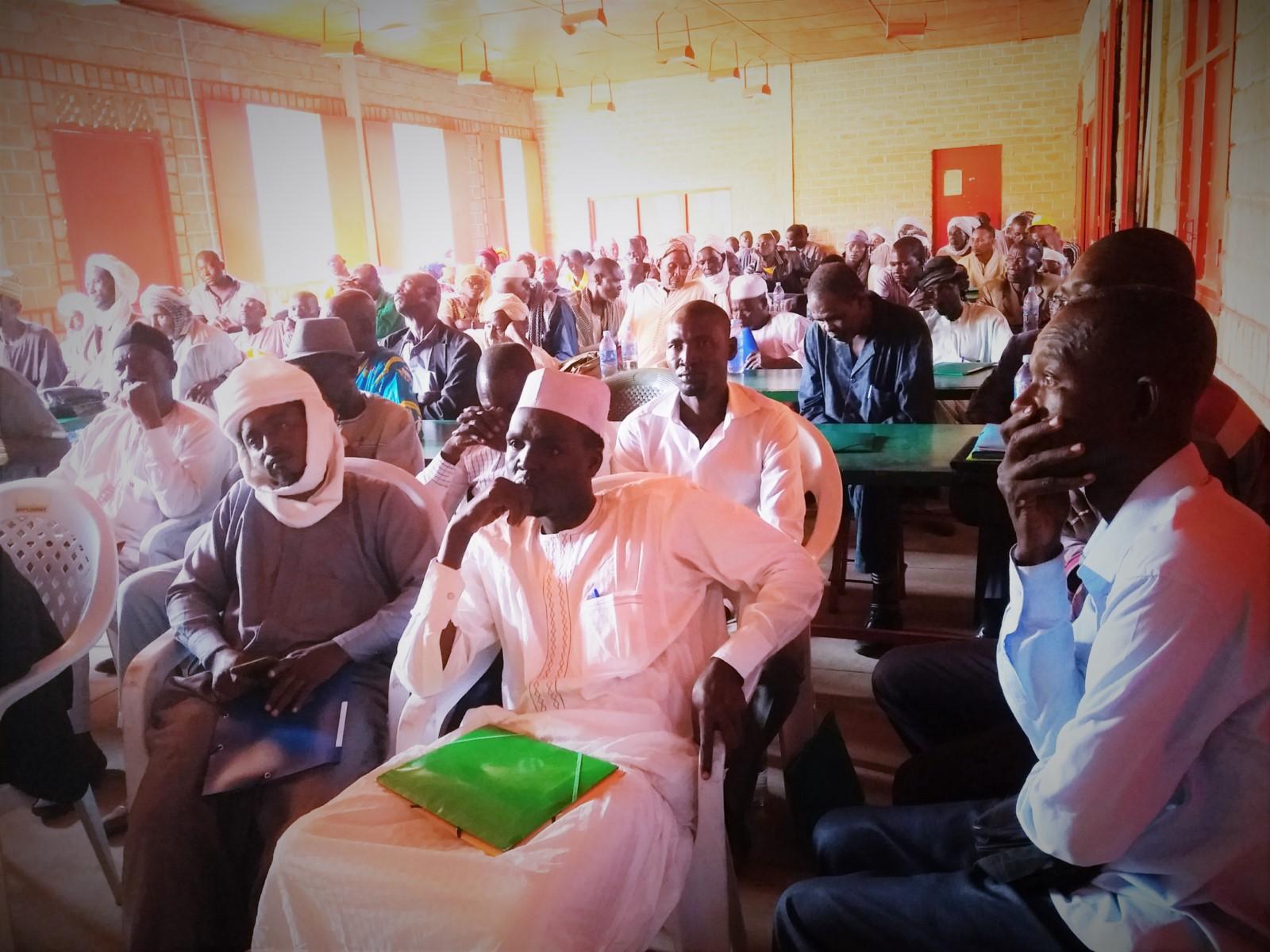 Ateliers départementaux de priorisation des besoins agropastoraux dans les provinces du Mandoul et du Moyen-Chari (Photo Koumra)