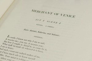 The Dramatic Works of Shakespeare.