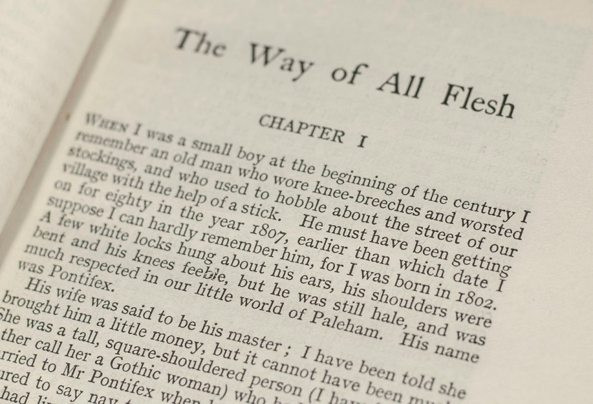 The Way of All Flesh.