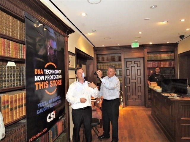 In the News – New crime Fighting Tool at Raptis Rare Books of Palm Beach