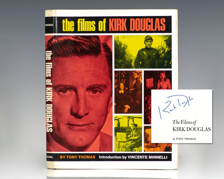 The Films of Kirk Douglas.