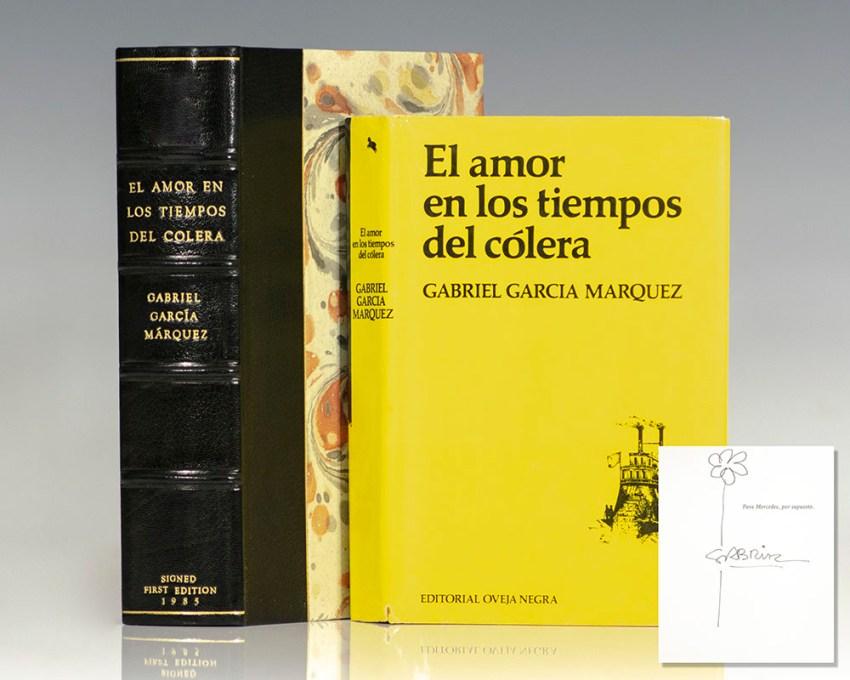El Amor en los Tiempos del Colera [Love in the Time of Cholera].