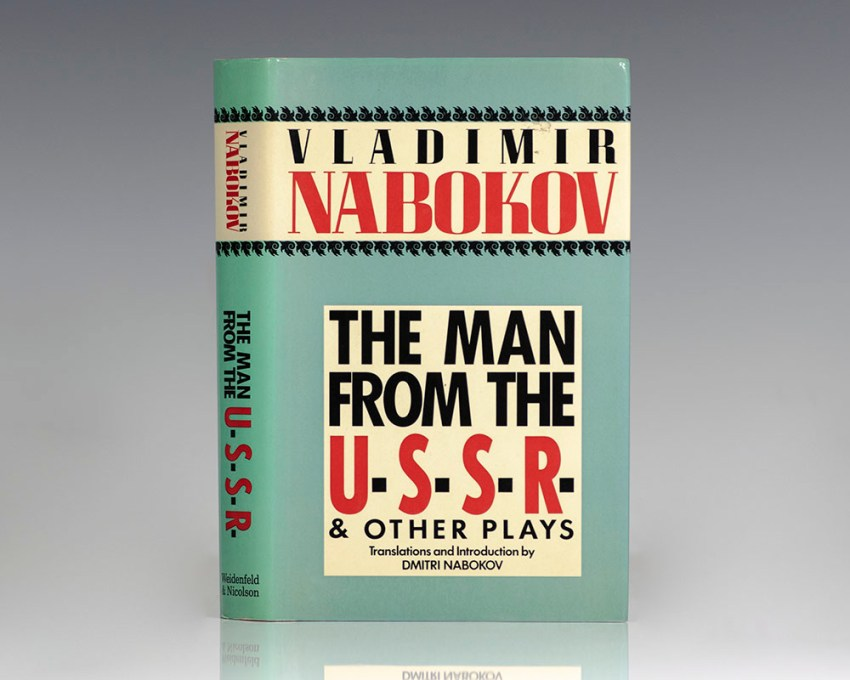 The Man from the USSR and Other Plays.