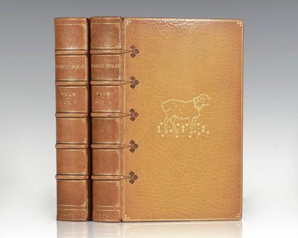 The Book of Ser Marco Polo, the Venetian, Concerning the Kingdoms and Marvels of the East.