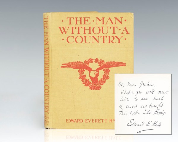 The Man Without a Country.