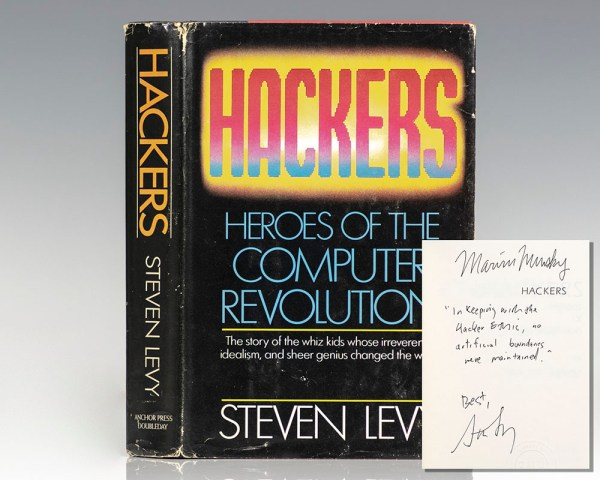 Hackers: Heroes of the Computer Revolution.
