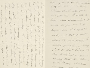 Ulysses S. Grant Autograph Letter Signed.
