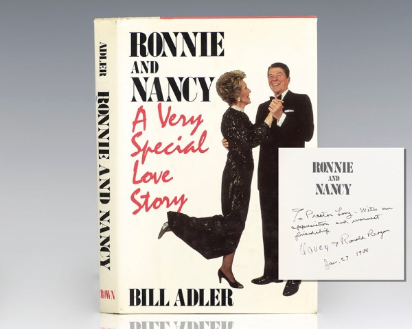 Ronnie and Nancy: A Very Special Love Story.