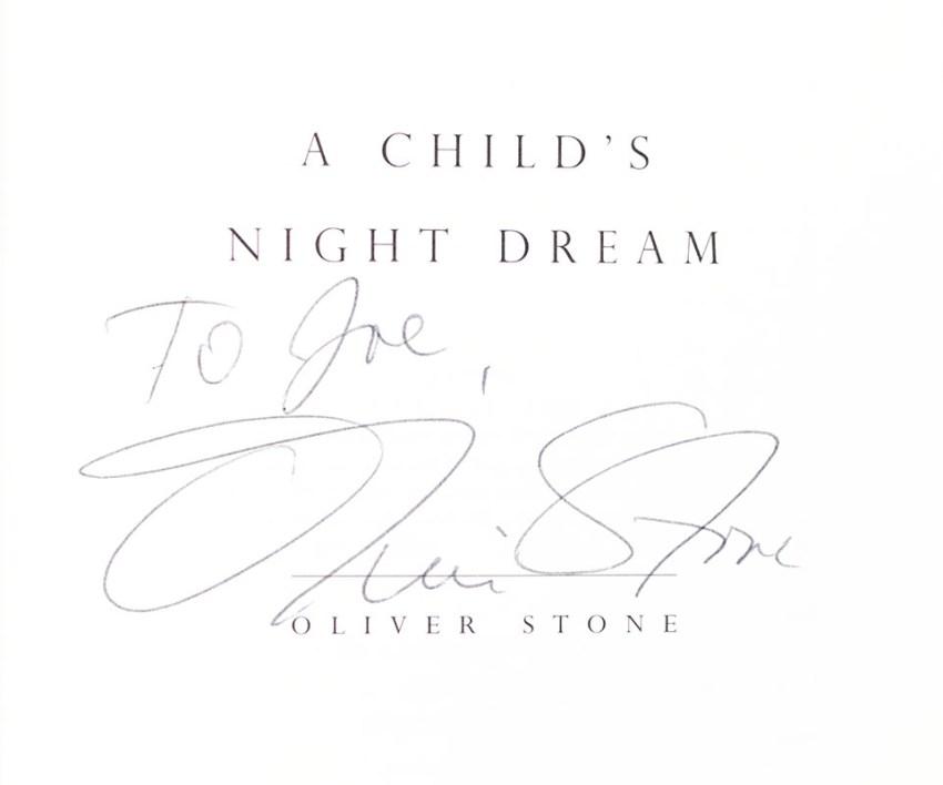 A Child's Night Dream.