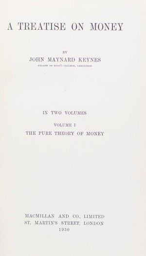 A Treatise On Money. In Two Volumes.