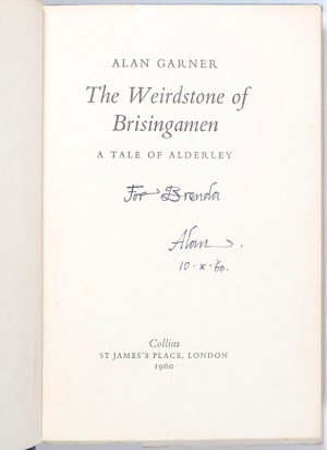 The Weirdstone of Brisingamen.