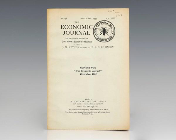 The Foundations of Welfare Economics.