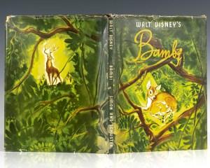 Walt Disney's Bambi, Adapted from the Novel by Felix Salten.