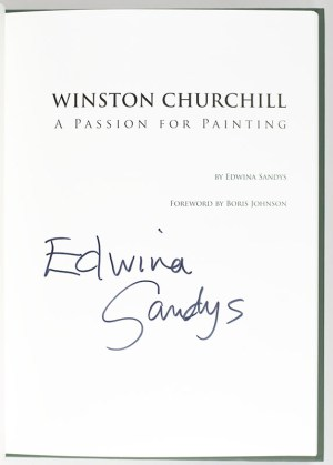 Winston Churchill: A Passion For Painting.