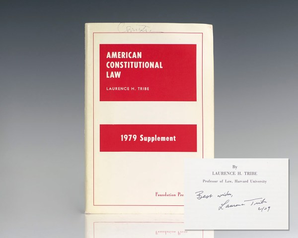 1979 Supplement to American Constitutional Law.