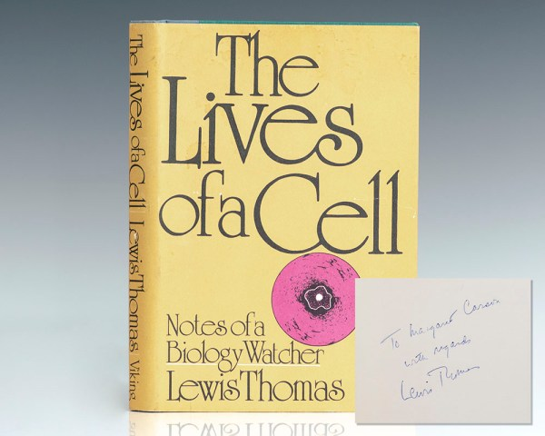 Lives of a Cell: Notes of a Biology Watcher.
