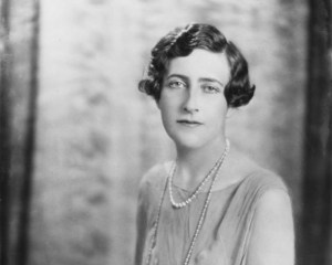 Collecting Agatha Christie.
