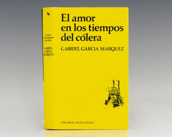El Amor en los Tiempos del Colera [Love in the Time of Cholera].