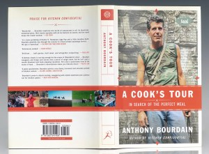 A Cook's Tour: In Search of the Perfect Meal.