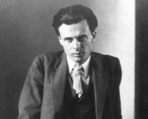 The Genius of Aldous Huxley.