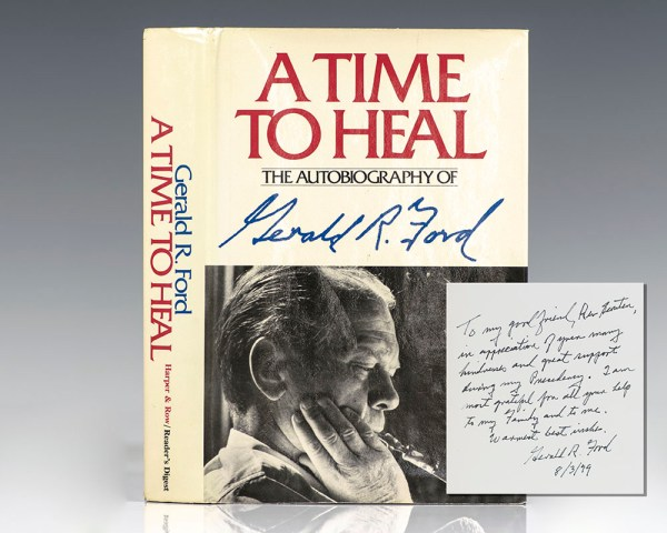 A Time To Heal.