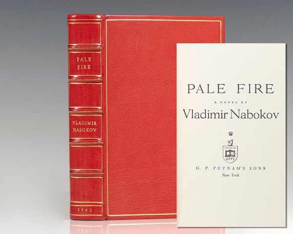Pale Fire.