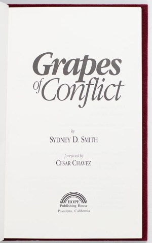 Grapes of Conflict.