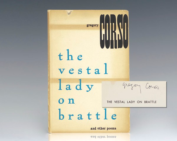 The Vestal Lady on Brattle and Other Poems.