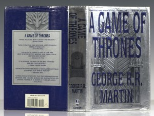 A Game of Thrones.