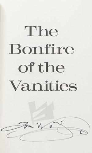 The Bonfire of the Vanities.