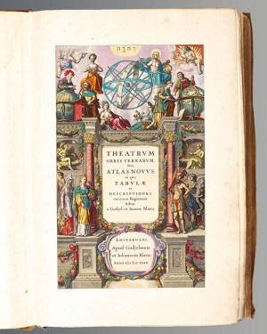Theatrum Orbis Terrarum. [Le Theatre du Monde].