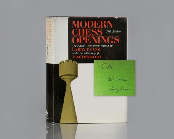 Modern Chess Openings.