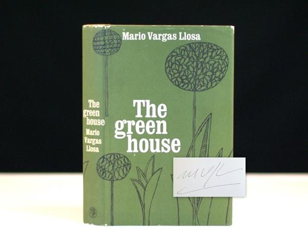 The Green House.