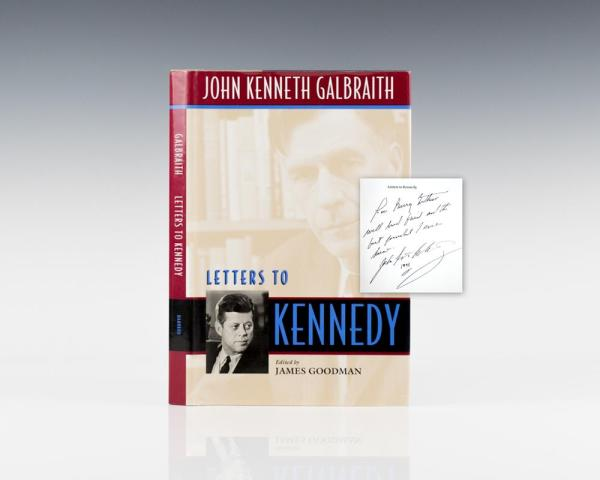 Letters to Kennedy.