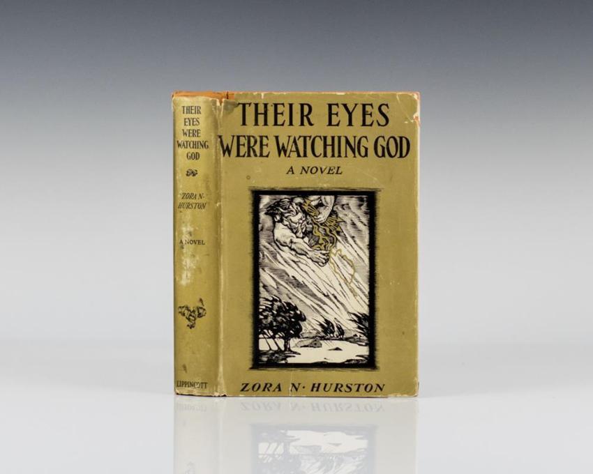 Their Eyes Were Watching God.