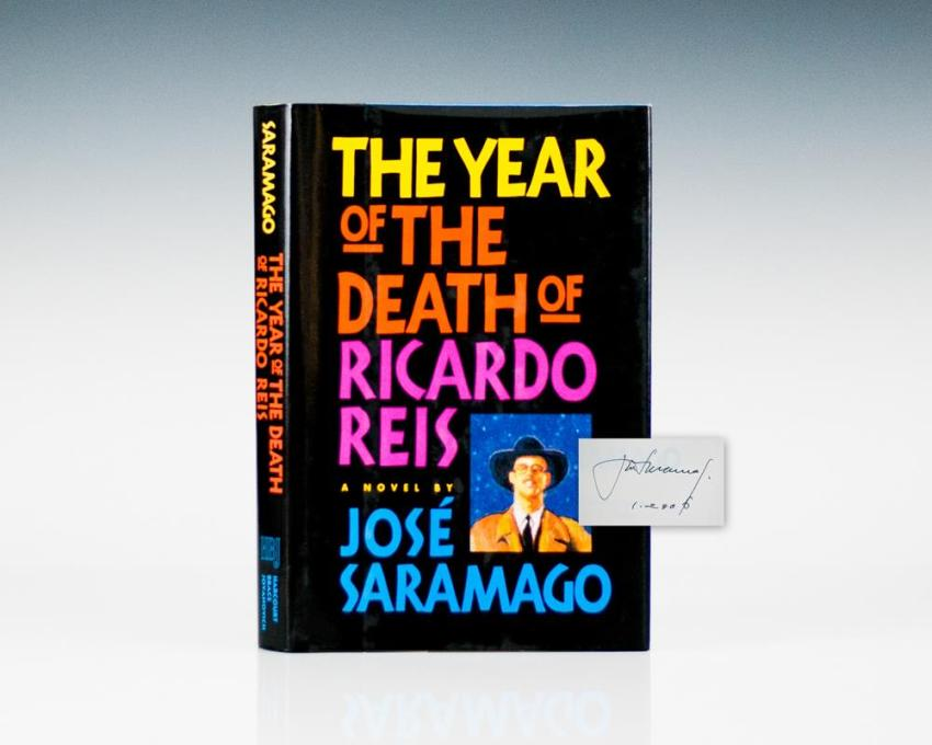 The Year of the Death of Ricardo Reis.