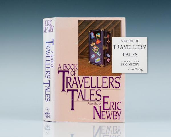 A Book of Travellers' Tales.