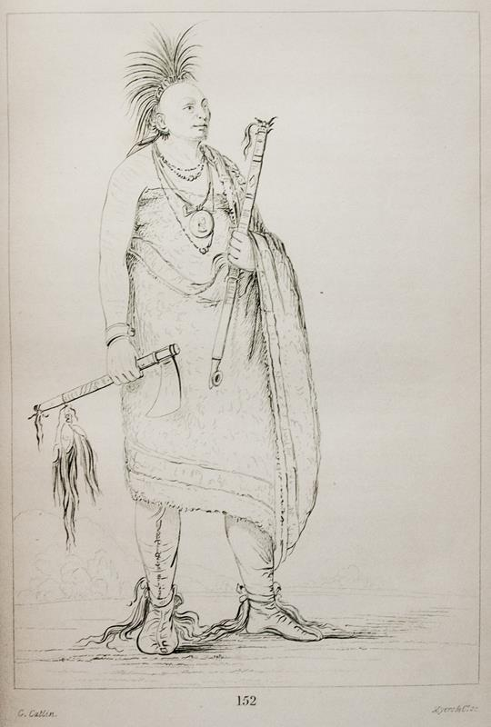 Letters and Notes on the Manners, Customs, and Condition of the North American Indians.