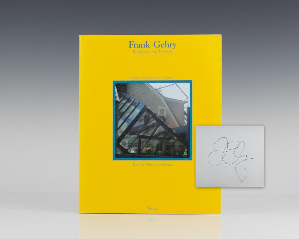 Frank Gehry Buildings /& Projects