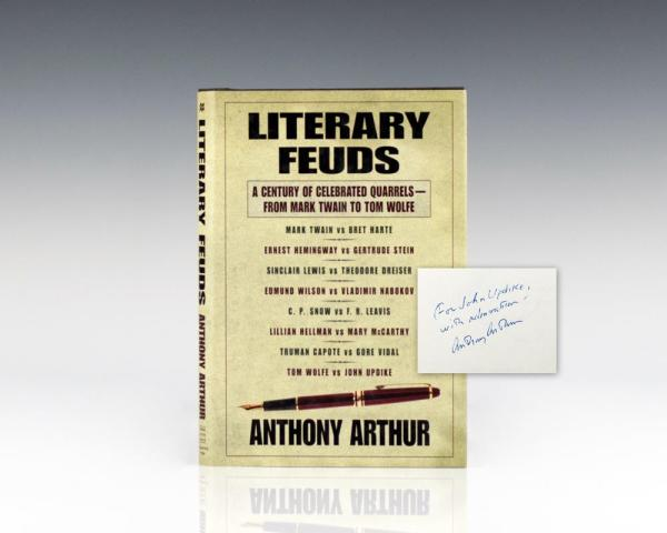 Literary Feuds.