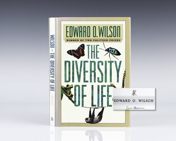 The Diversity of Life.
