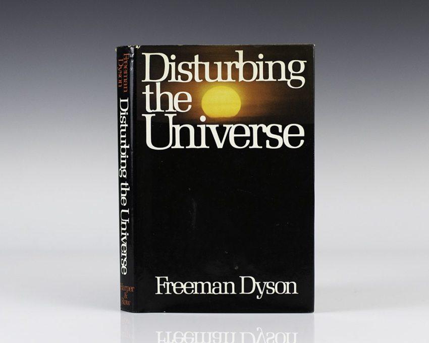 Disturbing the Universe.