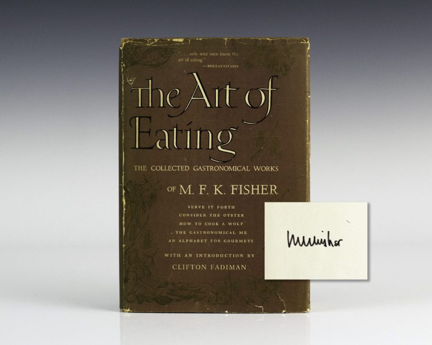 The Art of Eating.