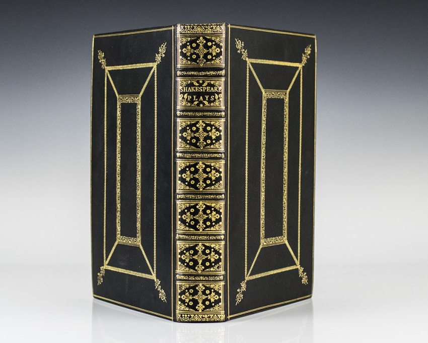 Mr. William Shakespeare's Comedies, Histories, and Tragedies. Fourth Folio.