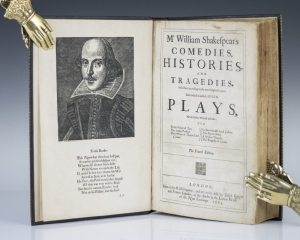 Mr. William Shakespeare's Comedies, Histories, and Tragedies. Fourth Folio.