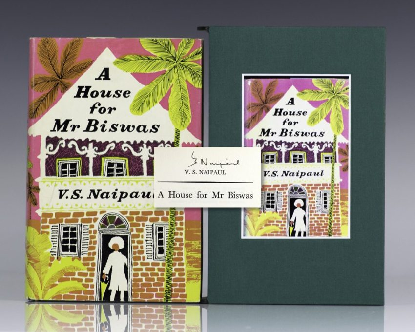 A House For Mr. Biswas.